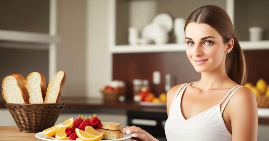 Nutritious breakfast clarifies your ideas