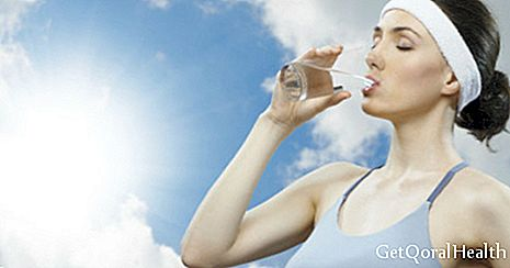 Lose weight when drinking water
