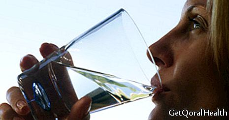 Minum air bersih mengurangi penyakit pencernaan