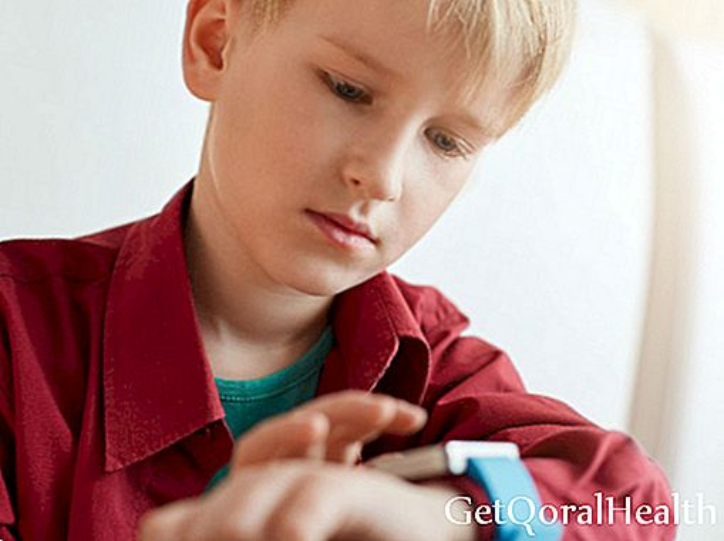 Warnrisiken von intelligenten Uhren für Kinder