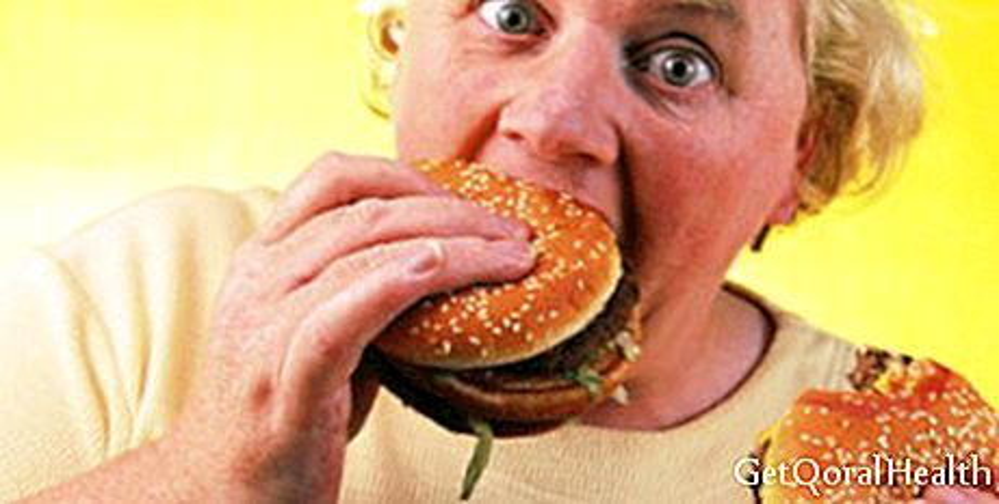 Fettleibigkeit bei älteren Menschen löst Probleme aus
