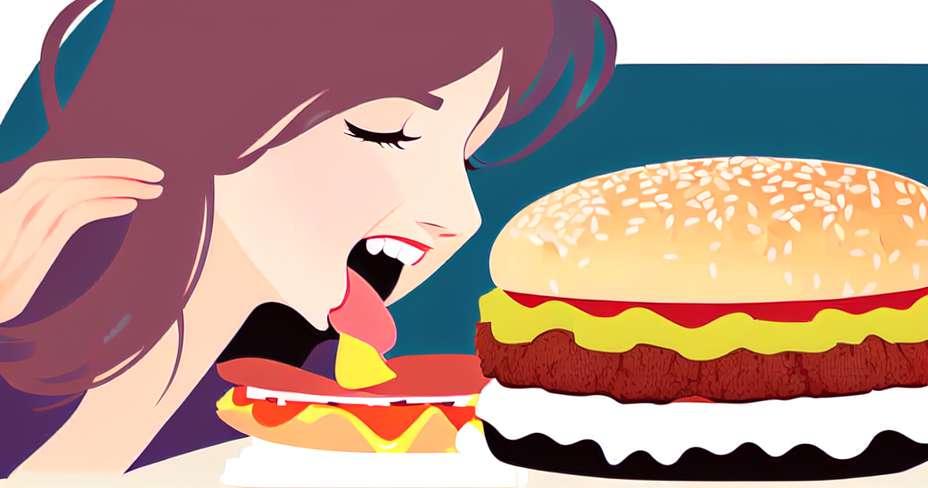 Profitez de la restauration rapide sans prendre de poids