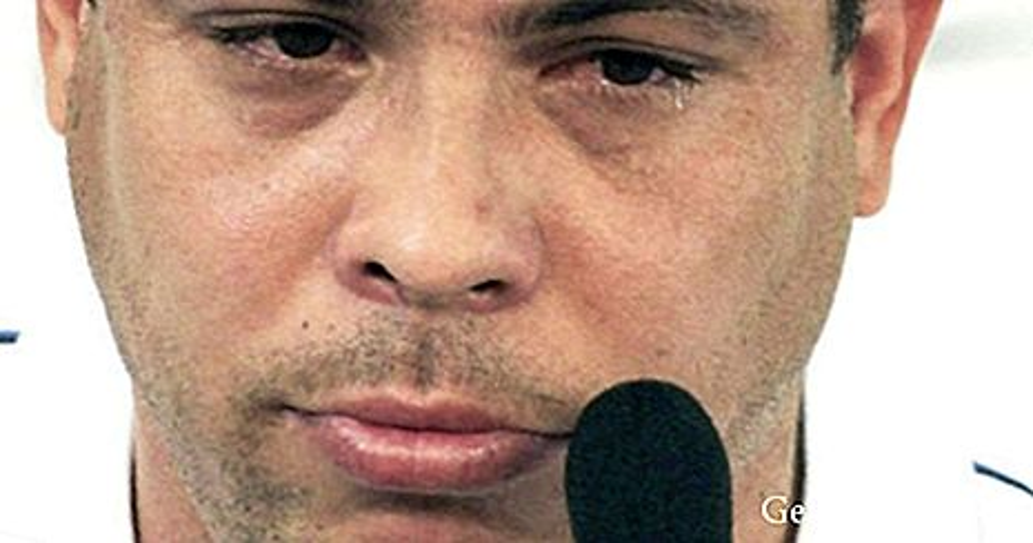 Ronaldo in njegova napačna diagnoza hipotiroidizma