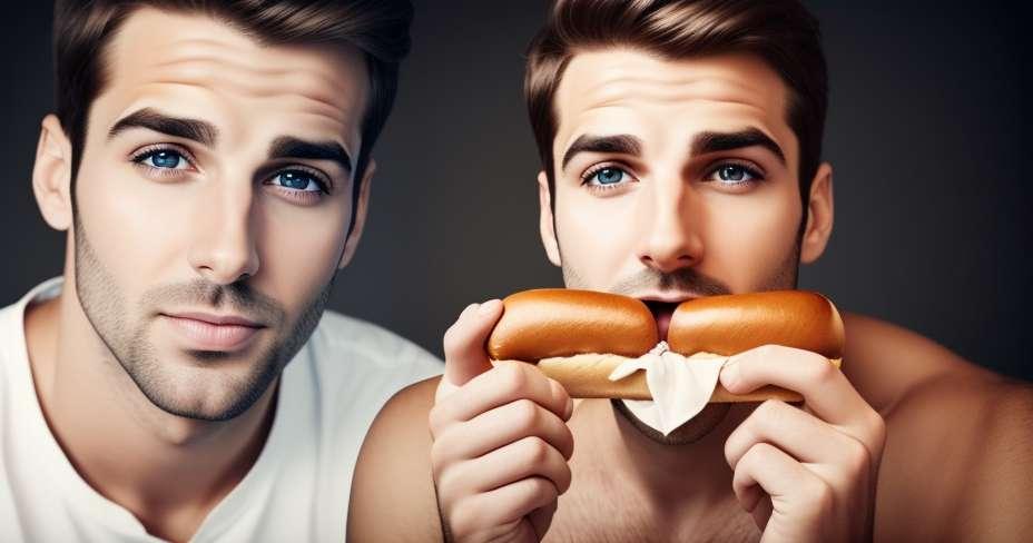 Брзо јести три пута ризик од прекомерне тежине