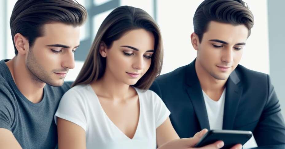 Less serious the virtual infidelity?