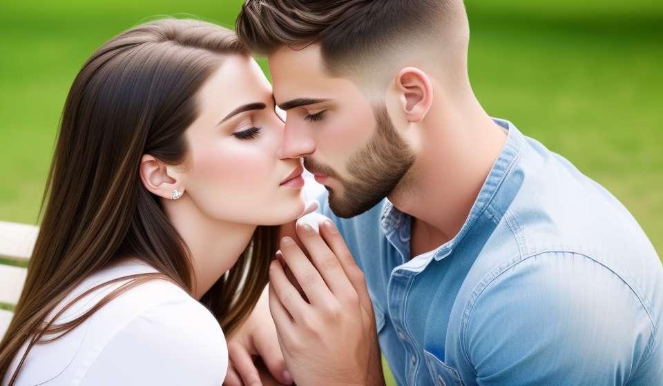 Le pouvoir d'un baiser