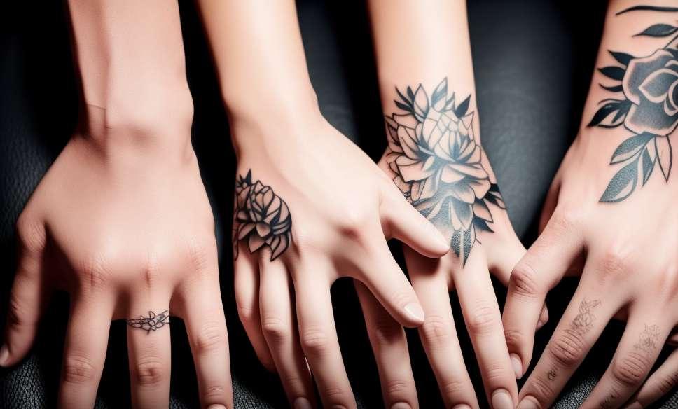 D'autres exemples de tatouages sont ...