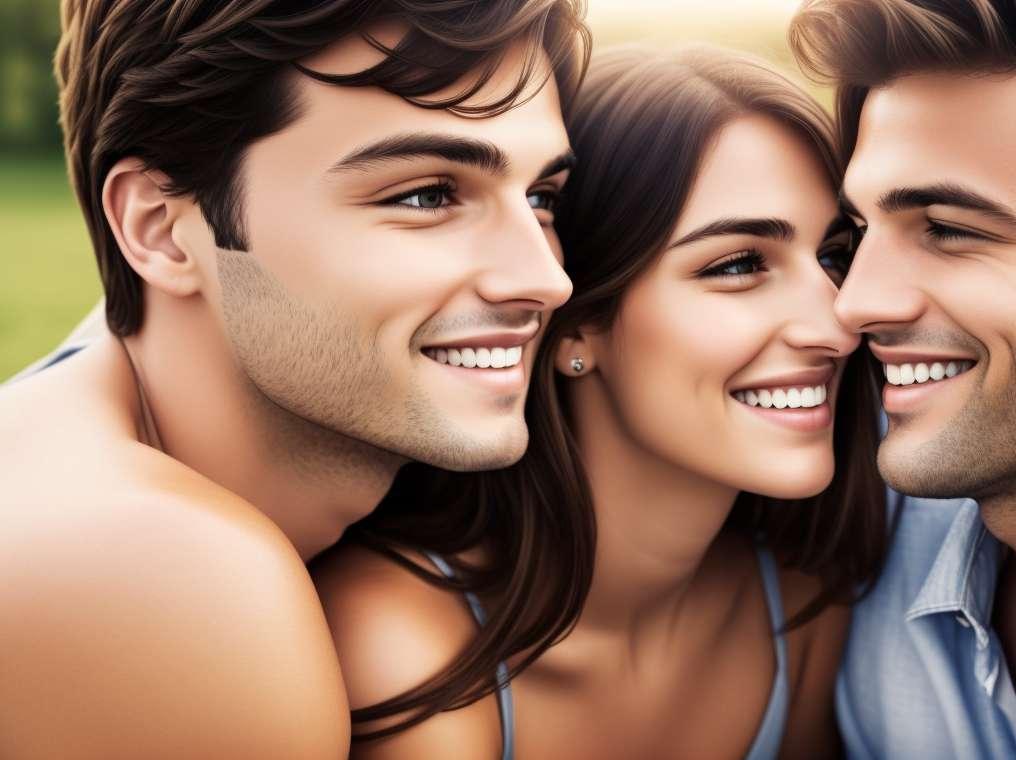 Uomini e donne sono ugualmente in una relazione?