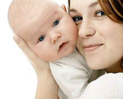 Oxytocin, a bond of love between mother and child