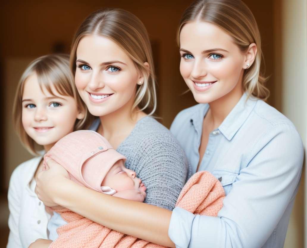Oxytocin, eine Liebesbeziehung zwischen Mutter und Kind