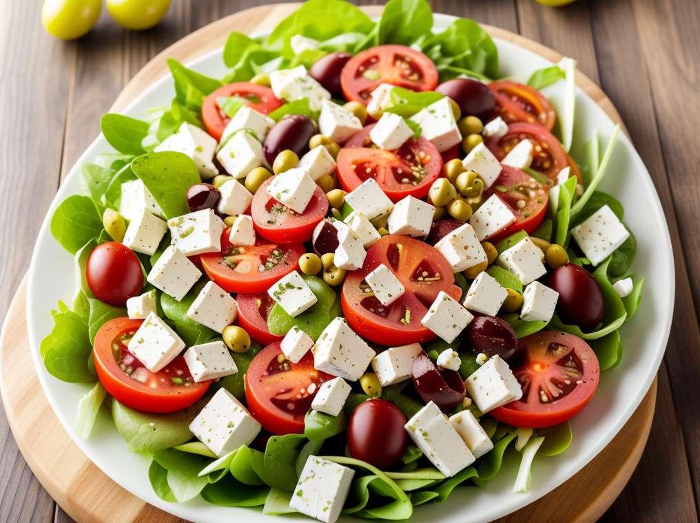 Salata od mješovitih quelita