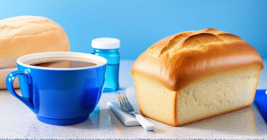Roti mati rendah kalori
