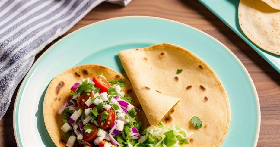Lengvi vištienos burritos