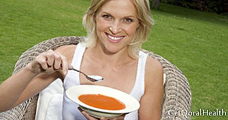 Nourishing soup improves your immune system