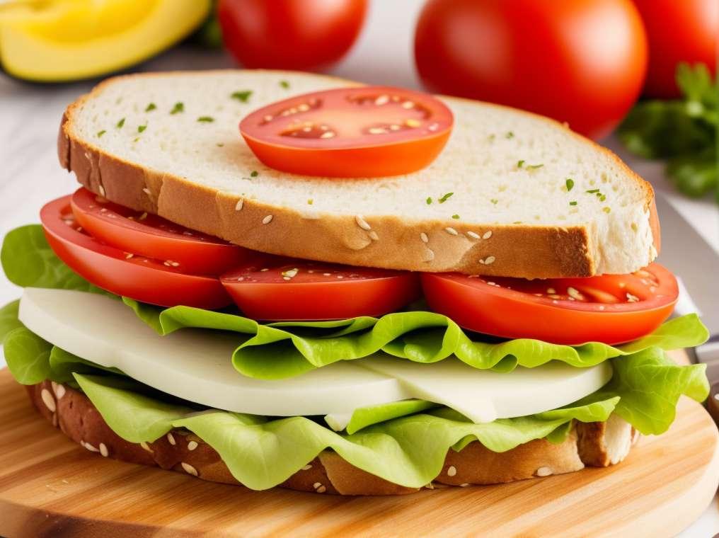 Resipi Sandwich Portobello