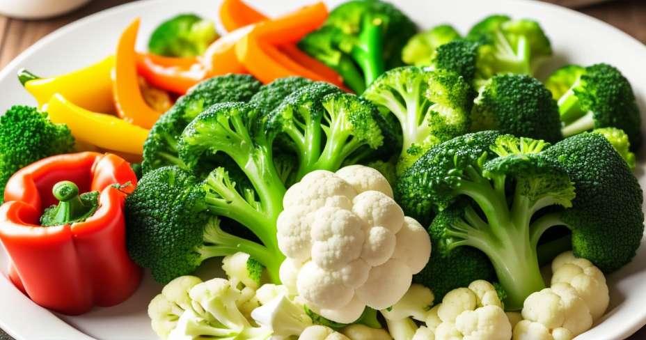 Karstie 100 kaloriju brokoļu salāti