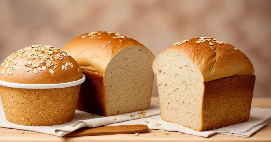 Biscuits à la banane avec des flocons d'avoine sans farine