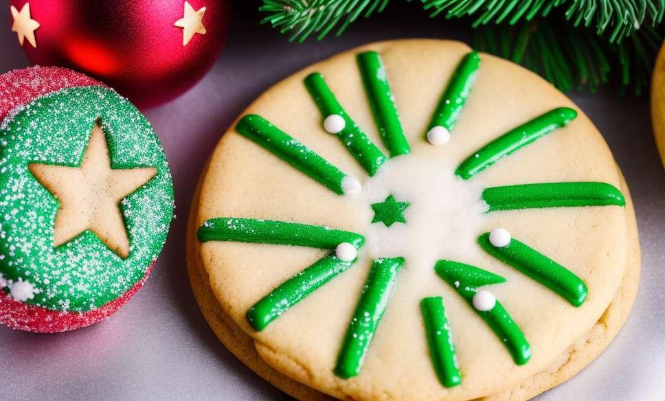 Bánh quy bột yến mạch và quế
