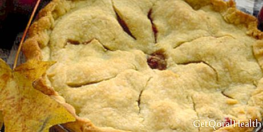 Desserts met seizoensfruit