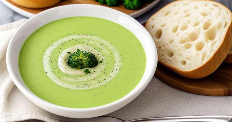 Recette pour maigrir avec une soupe froide