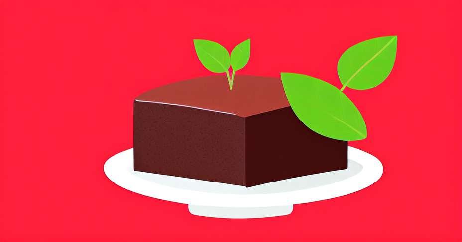 Fondante de chocolate
