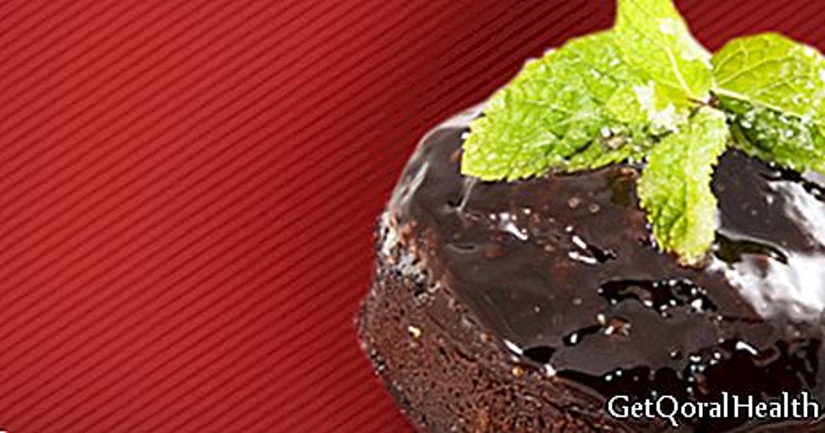 Fondante de coklat