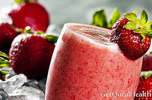 SMOOTHIE DE FRUITS ET YOGOURT