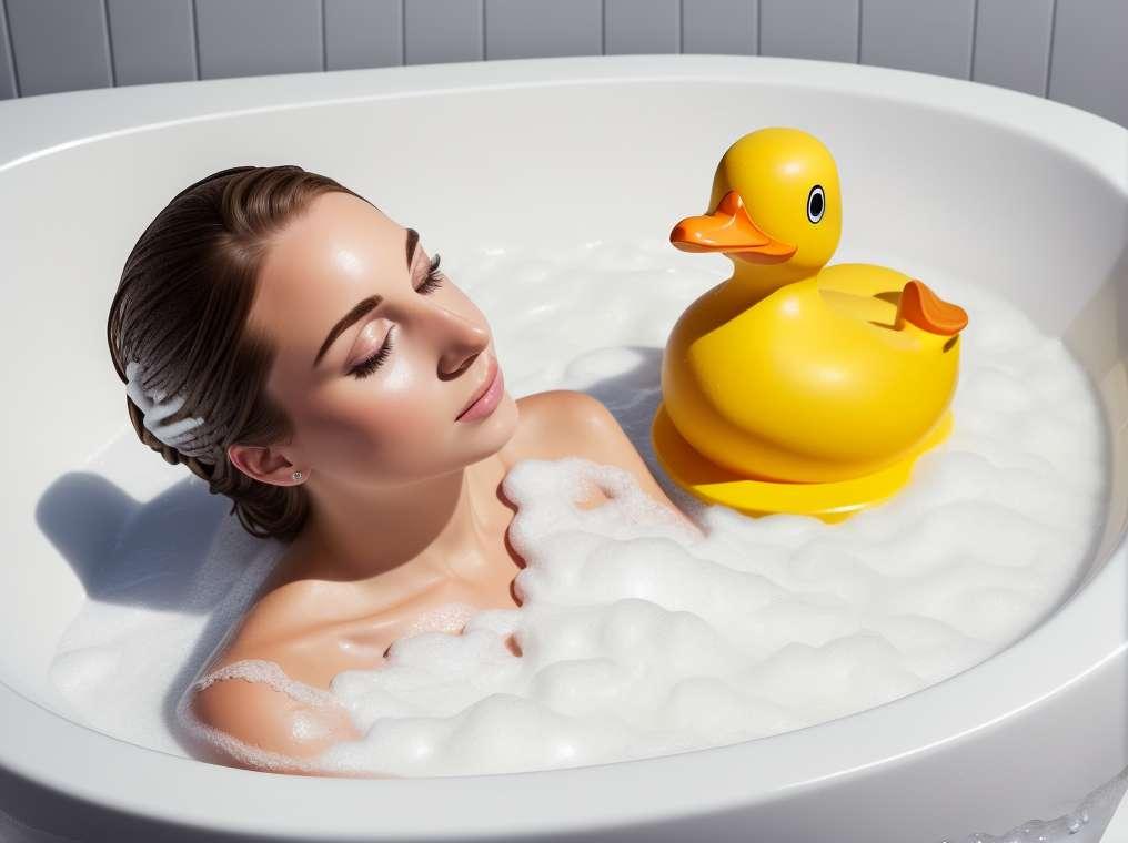 Burbulinė vonia atsipalaiduoti