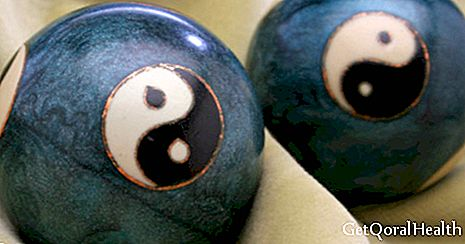 Relax with ying yang spheres