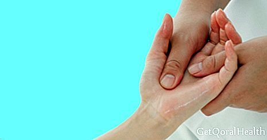 5 צעדים לעשות עיסוי יד טובה
