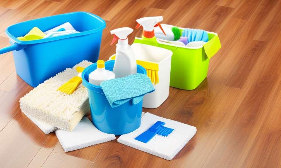 6 tips untuk membersihkan rumah Anda