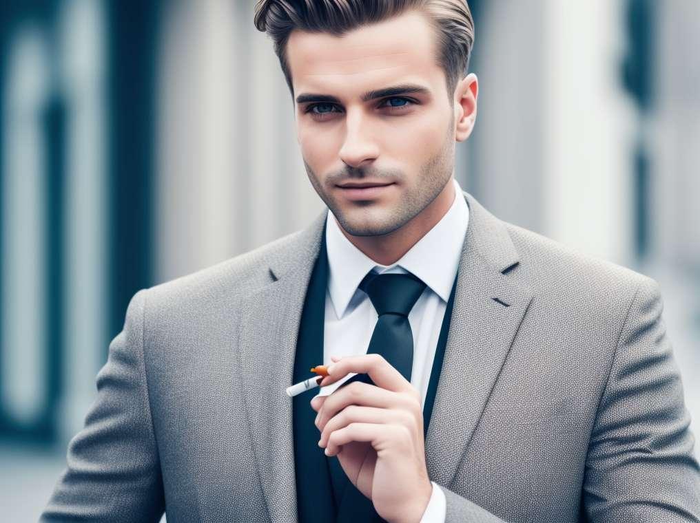 D-vitamin för att sluta röka