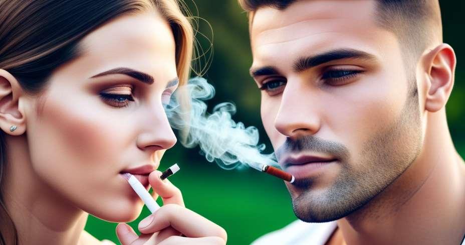 10 virkninger af rygning i passive rygere