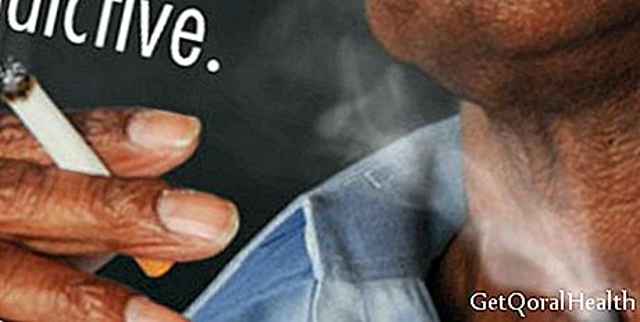 Skaidra kampaņa pret tabaku ASV