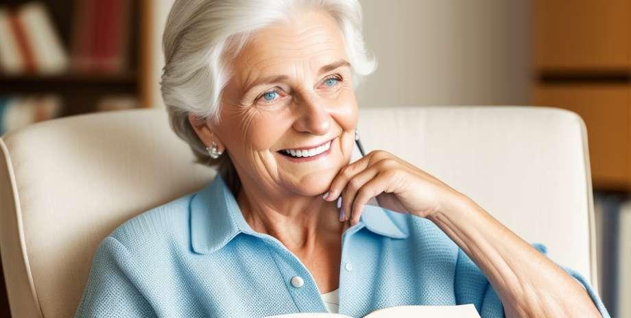 Gedächtnissystem bei Menschen älter als 50 Jahre