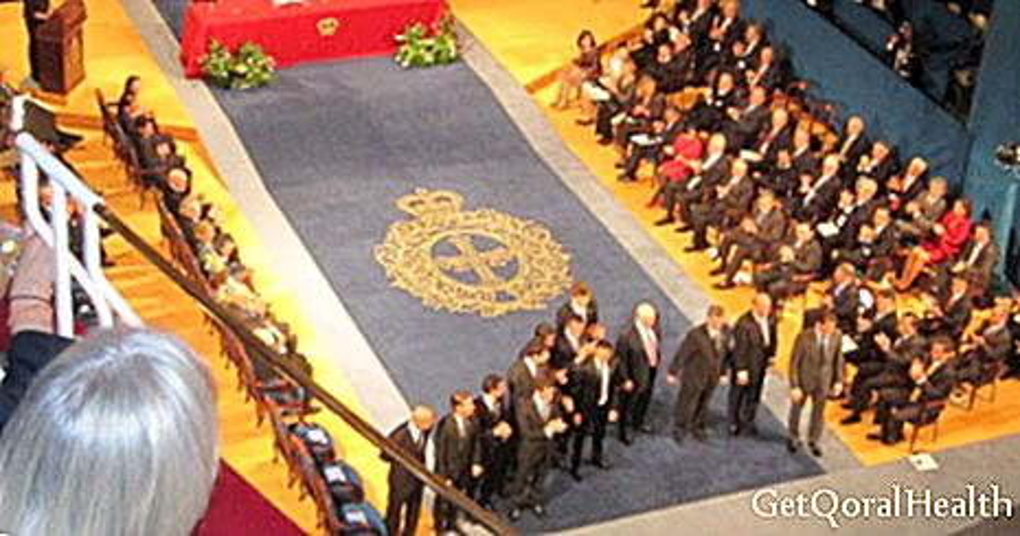 Preis des Prince of Asturias-Preises an einen mexikanischen Wissenschaftler