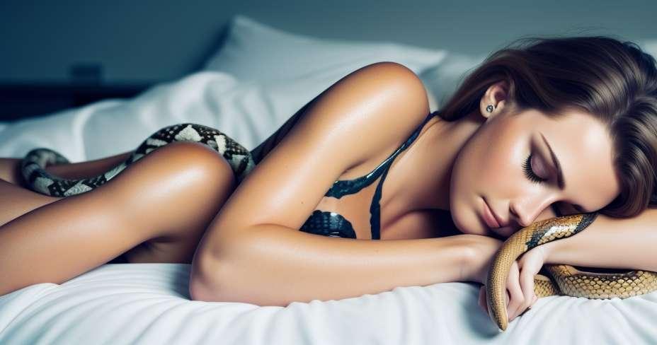 Masaż z wężami to nowa technika relaksacyjna