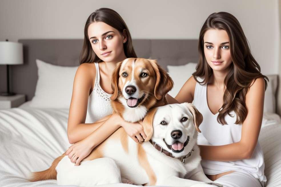 La meilleure thérapie, pour leur affection, les chiens