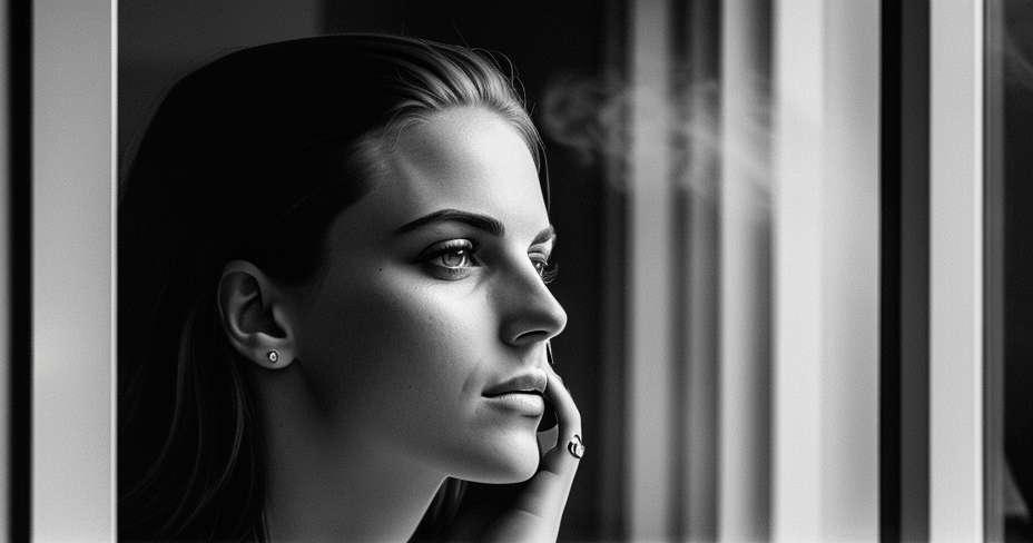 Busstop med fototerapi mod depression