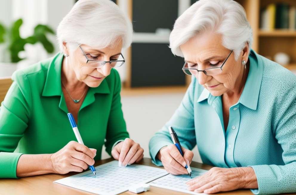 9 Übungen gegen das Altern des Gehirns