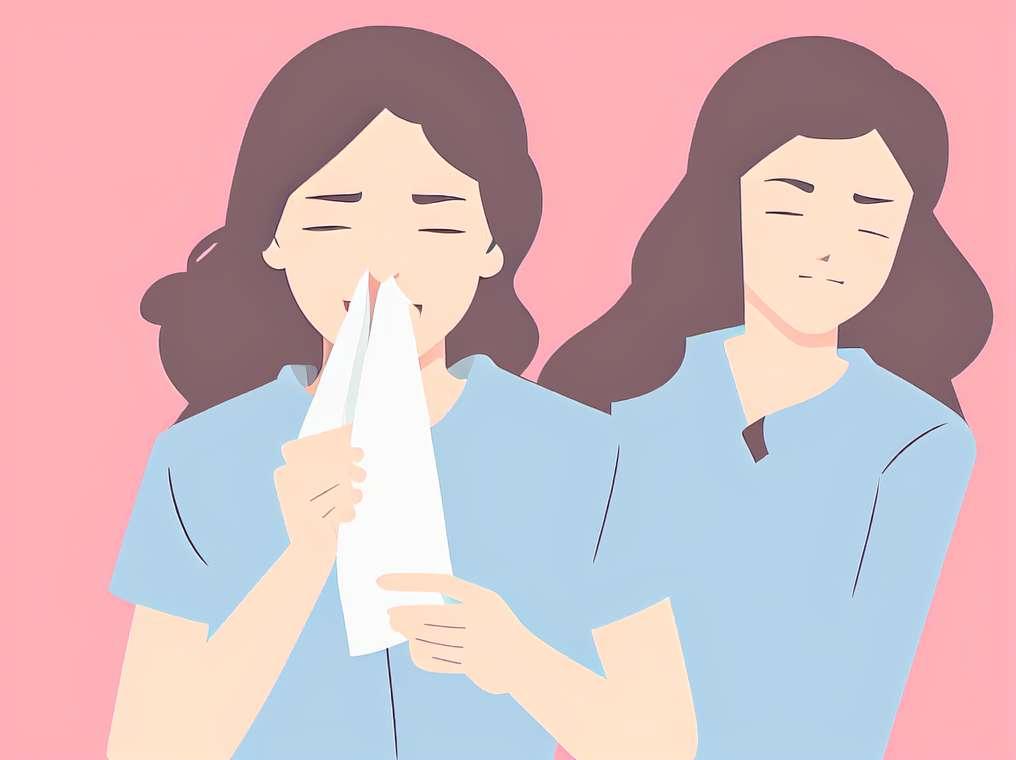 Miten selviytyä flunssa työskennellessäsi