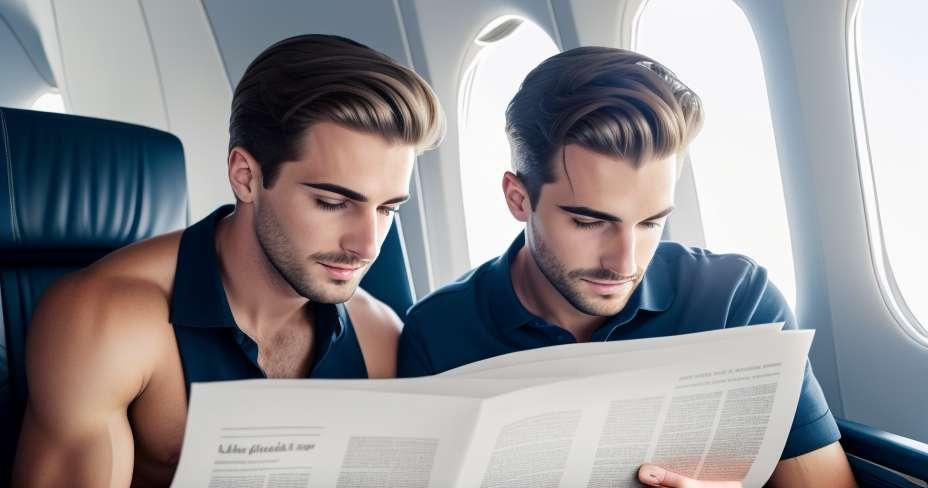 تجنب اصطياد الانفلونزا على متن الطائرة