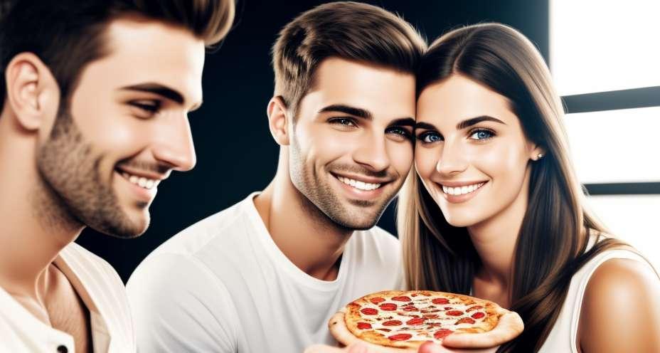 음식과의 건강한 관계를 유지하십시오.