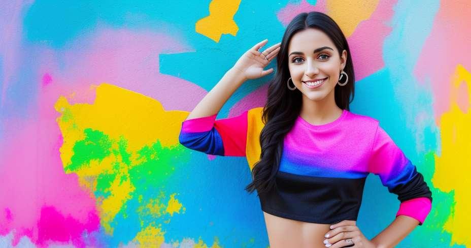 Britney Spears meningkatkan keberanian diri remaja