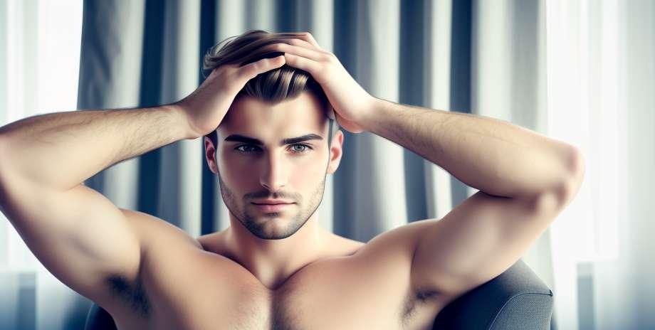 כאב ראש אשכול או עצבים מיגרניים
