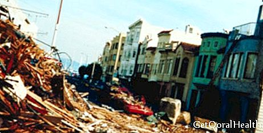 Žemės drebėjimai sukelia trauminį stresą