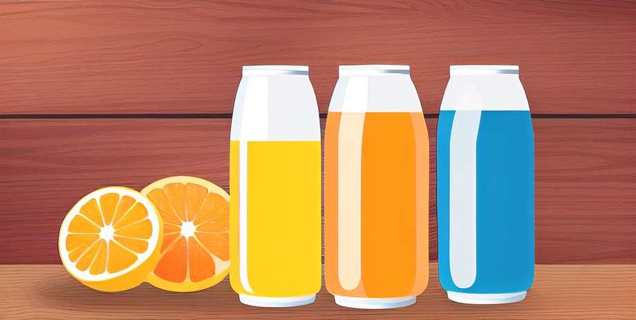 FDA opozarja blagovne znamke stimulativnih pijač