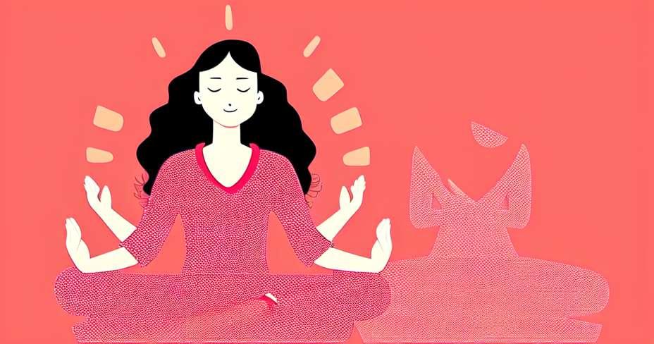 Yoga reduces symptoms of menopause