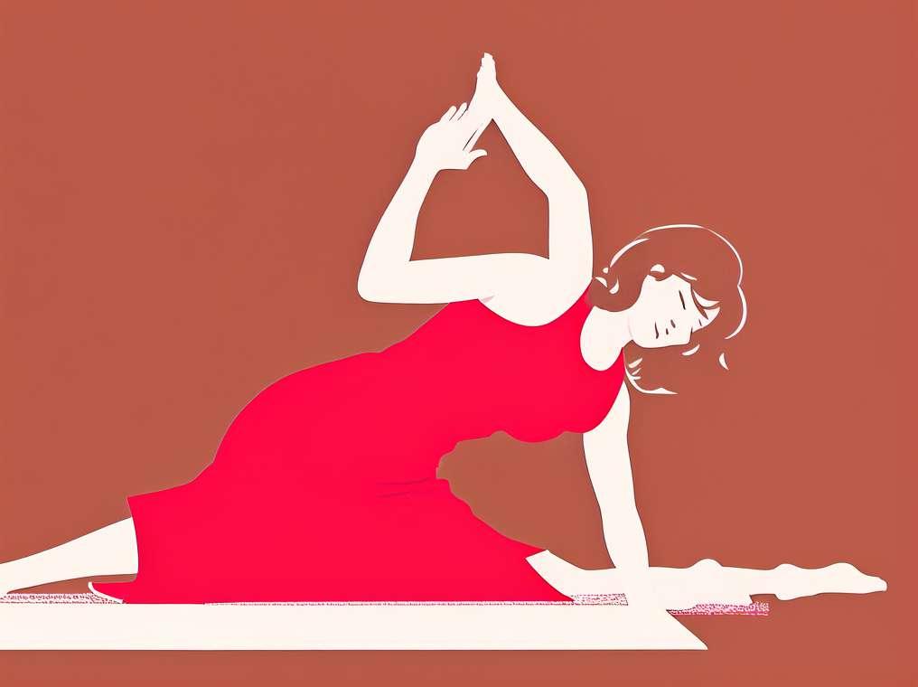 5 תנוחות יוגה כדי להפחית את הבטן