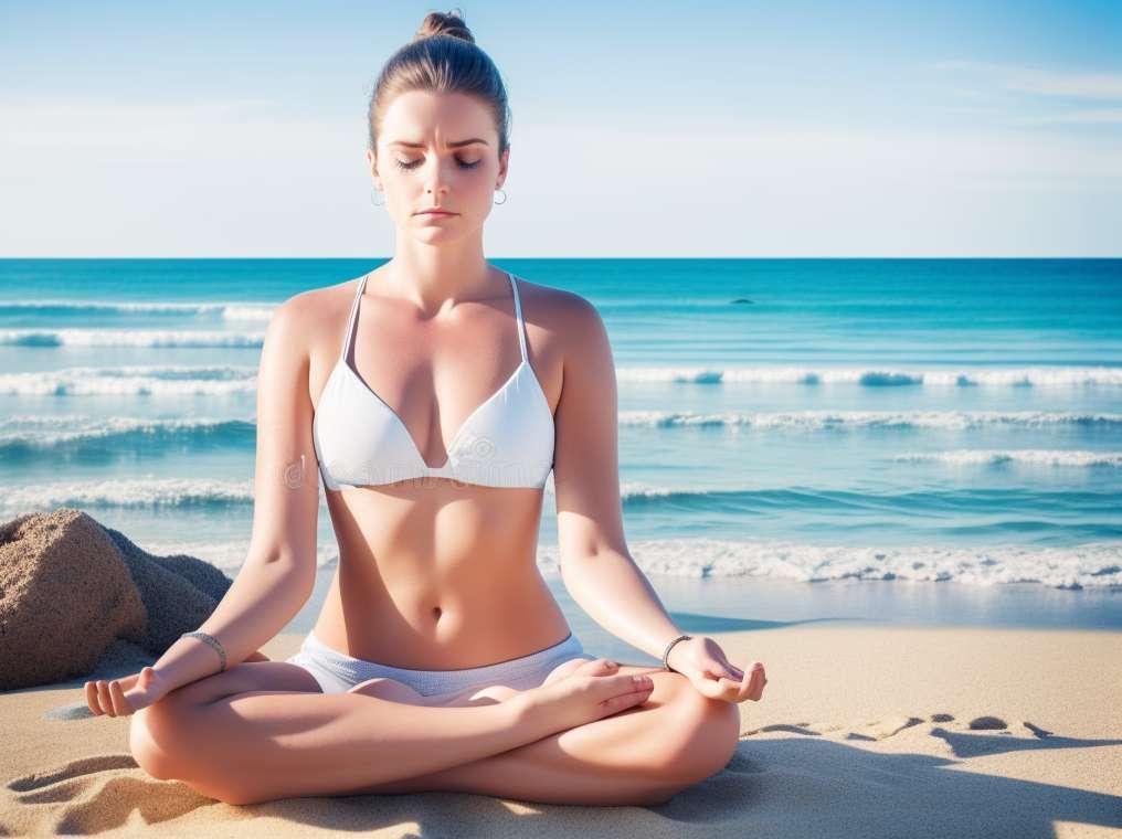 7 joogaasendit ja ärevust
